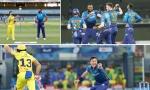 Mumbai Indians bowlers shocker to chennai super kings batsmen