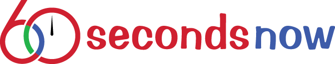 60seconds Now Logo