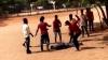 ఆర్ట్స్ కాలేజీలో గ్యాంగ్ వార్... గ్రౌండ్లో కొట్టుకున్న విద్యార్థులు...!