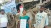 వన్ ఇండియా ఎఫెక్ట్ : సీఎం దగ్గరకు వెళ్లొద్దు.. సాయం చేస్తామంటూ రైతు పాదయాత్రను ఆపిన అధికారులు