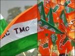 టీఎంసీ వర్సెస్ బీజేపీ : ఘర్షణలో ముగ్గురికి గాయాలు, 144 సెక్షన్ విధించిన ఈసీ