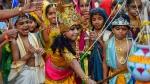 ఘనంగా కృష్ణాష్టమి వేడుకలు... భక్తులతో కిటకిటలాడుతున్న ఇస్కాన్ దేవాలయాలు
