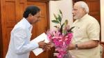 ప్రధాని మోడీ మరిన్ని సంవత్సరాలు ప్రజలకు సేవలందించాలి : సీఎం కేసీఆర్