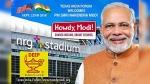 Howdy Modi: హోస్టన్లో మోడీ ఫీవర్, గం.10.15 ప్రసంగం