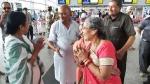 ఇంట్రెస్టింగ్: ప్రధాని మోడీతో భేటీకి ముందు ఆయన సతీమణిని కలిసిన మమతాబెనర్జీ