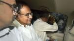 తీహార్ జైల్లో చిదంబరాన్ని విచారిస్తున్న ఈడీ అధికారులు .. అరెస్ట్ కు కోర్టు అనుమతి