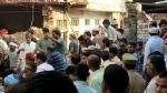యూపీలో విషాదం: సిలిండర్ పేలి బిల్డింగ్ కూలడంతో 10 మంది మృతి