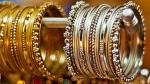 Gold prices: మరోసారి తగ్గిన బంగారం ధరలు, వెండి మాత్రం పైపైకి