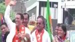 బీజేపీ అభ్యర్థిని గెలిపించాలంటున్న కాంగ్రెస్ మాజీ ఎంపీ, బాలీవుడ్ నటుడు గోవింద