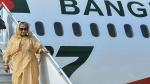 కోల్కతాలో తొలి డే నైట్ టెస్టు మ్యాచ్ : భారత్కు చేరుకున్న బంగ్లా ప్రధాని హసీన