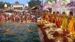 తొలి వేడుక: కార్తీక పౌర్ణమి సందర్భంగా అయోధ్యుకు లక్షల్లో చేరుకున్న భక్తులు