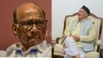 మహారాష్ట్ర రాజకీయాల్లో మలుపులు, ప్రభుత్వ ఏర్పాటు కోసం ఎన్సీపీకి గవర్నర్ ఆహ్వానం
