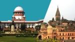 అయోధ్య రామమందిరం: ఆలయం నిర్మాణం కోసం ట్రస్టు ఏర్పాటకు హోంశాఖ కసరత్తు