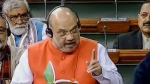 కాంగ్రెస్ సెక్యులర్ పార్టీనా...అక్కడ ముస్లింలీగ్,ఇక్కడ హిందూ పార్టీలతో: అమిత్ షా