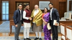 CM Ramesh: ప్రధానితో సీఎం రమేష్ సమావేశం: కుటుంబంతో సహా.. !