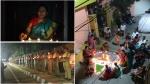 Photos : సామాన్యులు మొదలు సెలబ్రిటీల వరకు.. భారతావని దీప కాంతులు..
