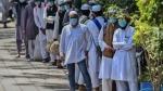 కరోనా హాట్స్పాట్ మర్కజ్ మసీదు ఖాళీ: 2100 మంది క్వారంటైన్లకు: 150పైగా పాజిటివ్ కేసులతో కనెక్షన్
