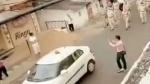 శెభాష్ నాగ్పూర్ పోలీస్:డీసీపీ సహా 60 మంది ఖాకీలకు జనం పూలవర్షం,చప్పట్లు కొట్టి అభినందనలు..వీడియో