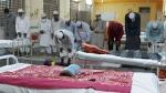 సికింద్రాబాద్ గాంధీ ఆసుపత్రి క్వారంటైన్లో కలకలం: తప్పు కాదు గానీ.. సోషల్ డిస్టెన్సింగ్