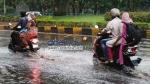 హైదరాబాద్లో పలుచోట్ల భారీ వర్షం, జిల్లాల్లోనూ: తెలంగాణలో మరో మూడు రోజులపాటు