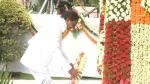 తెలంగాణా అవతరణ వేడుకలు : అమరులకు కేసీఆర్ నివాళి ..శుభాకాంక్షలు తెలిపిన రాష్ట్రపతి
