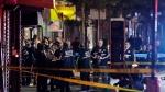 న్యూయార్క్లో అర్ధరాత్రి కలకలం.. ప్యాట్రోలింగ్ వేళ పోలీసులపై అనూహ్య దాడి...