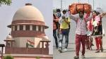 15 రోజులు చాలు: కేంద్ర, రాష్ట్ర ప్రభుత్వాలకు సుప్రీంకోర్టు కీలక ఆదేశాలు