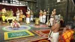 తిరుమలలో ఆధ్యాత్మిక సౌరభం ఆరంభం: శ్రీవారికి జ్యేష్టాభిషేకం: గోవిందుడి నామస్మరణతో