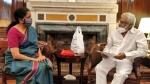 శ్రీవారి ఆస్తులపై టీటీడీ కీలక నిర్ణయం.. కేంద్ర మంత్రి నిర్మలతో చైర్మన్ వైవీ భేటీ..