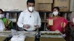 మైసూర్ పాక్ తో కరోనా నయం .. ప్రచారం చేసిన స్వీట్ షాపు సీజ్ .. కేసు నమోదు