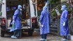 ఒకేసారి నలుగురు కరోనా పేషెంట్స్ మృతి: నిజామాబాద్ జిల్లా ఆస్పత్రి ముందు ఆందోళన