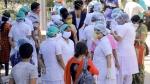ఏపీలో కరోనా: భారీగా తగ్గిన కొత్త కేసులు - ఒక్కరోజే 80 మృతి - అగ్నిప్రమాదం ఘటనలో అరెస్టులు