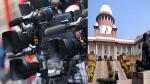 డిజిటల్ మీడియాను మొదట కట్టడి చేయండి, లేదంటే మాకు వదిలేయండి: సుప్రీంలో కేంద్రం