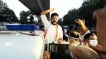 ఉద్రిక్తత: బీజేపీ, కాంగ్రెస్ కార్యాలయాల ముట్టడి, రేవంత్ రెడ్డి అరెస్ట్, కేసీఆర్కు లేఖ