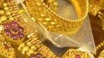 శ్రీకాకుళం ఆర్టీసీ కాంప్లెక్సులో 1.35 కేజీల బంగారం పట్టివేత...