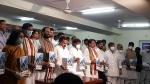 కాంగ్రెస్ గ్రేటర్ మేనిఫెస్టో: వరద బాధితులకు రూ.50వేలు..మృతుల కుటుంబాలకు రూ.5లక్షలు