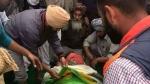 ఢిల్లీకి రైతుల లాంగ్ మార్చ్ హింసాత్మకం- వ్యవసాయ చట్టాలపై ఆక్రోశం