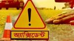 విషాదం : ఫుట్పాత్పై నిద్రిస్తున్న కూలీల పైకి దూసుకెళ్లిన ట్రక్కు... 13 మంది మృతి