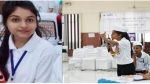Shrishti Goswami అనే నేను సీఎంగా -ఒక్కరోజు ముఖ్యమంత్రిగా రికార్డు -అసెంబ్లీ సమావేశాలు కూడా