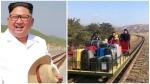 viral video: కిమ్ కిరాక్ చర్య -32కి.మీ రైల్వే ట్రాలీని తోసుకుంటూ -రష్యాకు ఉత్తరకొరియా షాక్