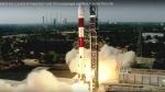 ఇస్రో నయా రికార్డ్: ఇక కమర్షియల్ రూట్: అమేజాన్-1 కక్ష్యలోకి