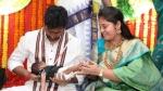 డిప్యూటీ సీఎం పుష్ప శ్రీవాణి కుమార్తె పేరు ఇదే: వైఎస్ కుటుంబంపై అలా అభిమానం