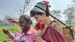 సీఏఏ రద్దు, జాబ్స్, ఫ్రీ కరెంట్ - అస్సాంకు కాంగ్రెస్ 5 కీలక హామీలు -తేయాకు తోటల్లో ప్రియాంక సందడి