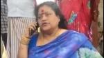 ఏపీ స్పీకర్ తమ్మినేని సతీమణి ఆన్ ఫైర్: మేం వెధవలమా?: మీకు ఫైవ్స్టార్ హోటళ్లు