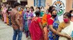 బెంగాల్ ఆరోదశ పోలింగ్- 11 గంటలకు 37 శాతం- ఓటర్లకు ధాని మోడీ, షా విజ్ఞప్తి