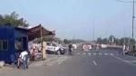 ఏపీలో కొనసాగుతున్న కర్ఫ్యూ...నిర్మానుష్యంగా రోడ్లు, తెలంగాణా బస్సులు ఏపీ సరిహద్దు వరకే !!