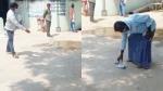 మహబూబ్నగర్లో అమానవీయ ఘటన... కరోనా రోగికి నేలపై మందులు విసిరిన ఫార్మాసిస్ట్...