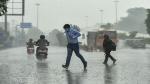Telangana Weather: మరో 3 రోజులపాటు ఈదురుగాలులతో కూడిన వర్షాలు: 48 గంటలపాటు ఏపీలోనూ