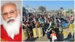ఇందిర ఎమర్జెన్సీ నాడే మోదీకి షాకిచ్చేలా -జూన్ 26న దేశవ్యాప్తంగా రాజ్ భవన్ల ముట్టడికి రైతులు