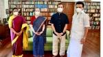 MK Stalin మార్క్ పెను సంచలనం: సోనియాను కలిసిన రెండోరోజే: రఘురామ్ రాజన్కు కీలక పదవి